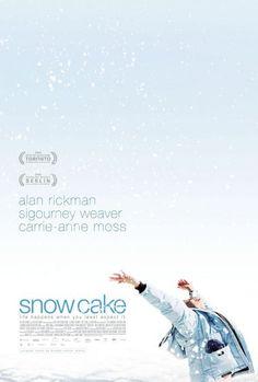 Snow Cake Movie Poster #3 - Internet Movie Poster Awards Gallery
