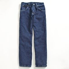 Wrangler Boys Loose Fit Jeans