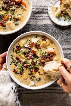 Gnocchi Recipes, Soup Recipes, New Recipes, Cooking Recipes, Dinner Recipes, Healthy Recipes, Favorite Recipes, Gazpacho, Half Baked Harvest