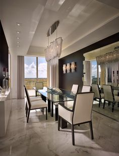 Hollywood Miami Fl Dining Modern By Pepe Calderin Design