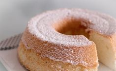 Veja como fazer o bolo dos anjos, o novo queridinho de Paris.