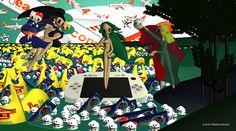 TOMOKO NAGAO ART WORKS 2010-2014