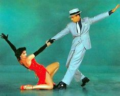 Cyd Charisse & Frec Astaire - Bandwagon
