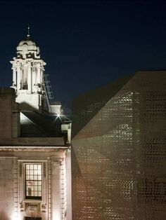 Town Hall Hotel - By: Rare Architects Location: London, England