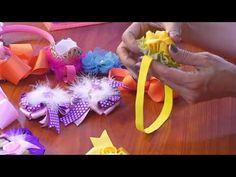 Aprende con Mimi Luna y  Cuchitura Sofia a crear Lazo Con Olas 2/4 - YouTube