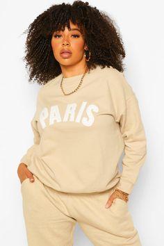Plus Size Hoodies, Plus Size Tops, Printed Sweatshirts, Women's Sweatshirts, Plus Size Inspiration, Cheap Plus Size Clothing, Aesthetic Clothes, Plus Size Outfits, Piercing