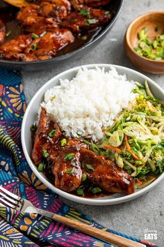 Asian Sprite Chicken - delicious tender strips of chicken in a sweet spicy asian style sauce made with sprite soda. Slimming World and Weight Watchers friendly Dairy Free Recipes, Healthy Recipes, Slimming World Chicken Recipes, 30 Min Meals, Gluten Free Soy Sauce, Slimming Eats, Breast Recipe, Sweet And Spicy, Weight Watchers Meals