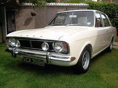 Mk2 Ford Cortina 1600E