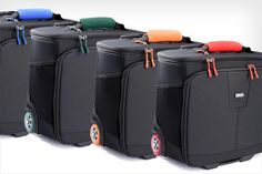 Identify your luggage with Roller Flair