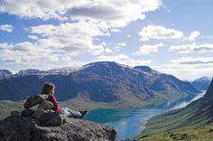 Le Parc National de Jotunheimen, Norvège