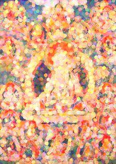 Clear Light Tara (by Losang Gyatso)