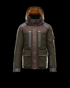 MONCLER GRENOBLE Men - Autumn-Winter 13/14 - OUTERWEAR - Jacket - QUEYRON