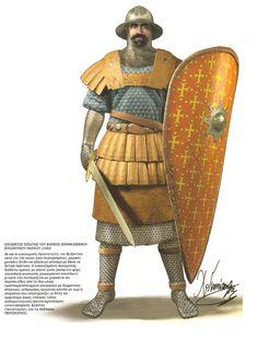 Heavy Byzantine Infantryman