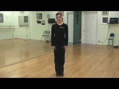 Visit channels like eHow on YouTube to lean how to do all kinds of dances - cool resource for step 2 of the Dancer Badge, Try a New Dance. In this one, we learn how to do the Charleston.