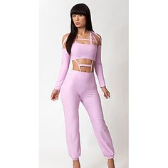 Women's Fashion Sexy Complex Bandage Jumpsuit – EUR € 17.89