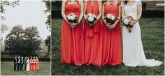 Mariage au Manoir du Capitaine en Belgique • #temoin # Demoiselle #red # Bouquet
