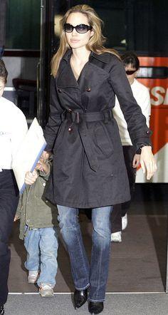 Angelina Jolie Photos - Brad Pitt And Angelina Jolie Promote Film In Japan - Zimbio