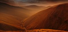 Carlin Gill Valley, The Howgill Fells (Explored). | by sunstormphotography.com