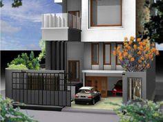 Trend Rumah Minimalis 2 Lantai Terbaru - http://www.rumahidealis.com/trend-rumah-minimalis-2-lantai-terbaru/