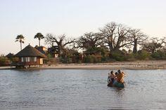 Lodge collines de Niassam / Sénégal