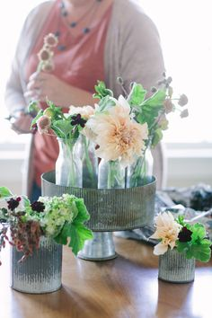 Our Trip to the SF Flower Market, Plus Floral Arranging in Stop Motion | Poppy Creative Agency, Photo by Joy Coakley