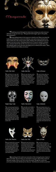 Masquerade cyoa Mask of the phantom sounds like me.