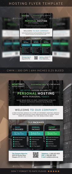 Corporate Flyer | Business Flyers, Flyer Template And Flyer Layout