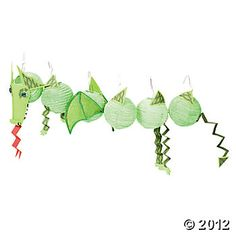 Lantern Dragon  http://www.orientaltrading.com/pdf/PT2130.pdf