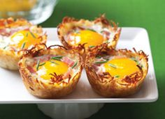 Potato and Egg Baskets | PCC Natural Markets - can use the potato basket for indian chaat and other stuff too