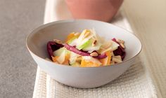 Recept: salade van appel, venkel en sinaasappel | La Cucina Italiana