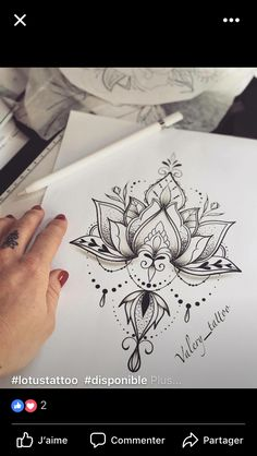 Tattoos are currently observed as an artwork and a type of individual articulation and the floral tattoo is winding up progressively mainstr. Lotusblume Tattoo, Lotus Tattoo, Piercing Tattoo, Spine Tattoos, Body Art Tattoos, Small Tattoos, Pretty Tattoos, Beautiful Tattoos, Cool Tattoos