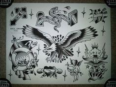 Brad T Traditional Ink, Tattoo Art, Random Things, Tattoos, Artist, Design, Random Stuff, Tatuajes, Tattoo