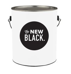 the New Black - I'm the new black! Or the old black....