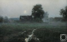 Кириллов Владимир. Утро. Туман