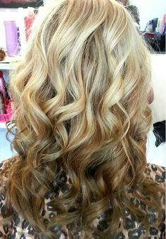 Ombre Hair Color Ideas: Reverse Ombre.  I like the blonde, but maybe the bottom more of a chocolate brown