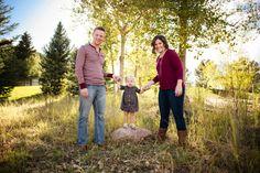 Denver Family Portrait Photography | Family Photographers | Colorado Family Photographer | Fall Portraits