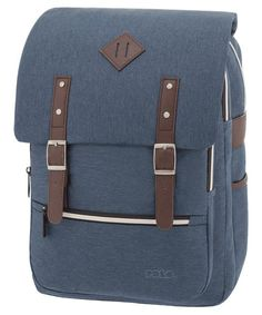 Σακίδιο πλάτης Polo Groovy Μπλε School Bags, Backpacks, Fashion, Moda, Fashion Styles, Backpack, Fashion Illustrations, Backpacker, Backpacking