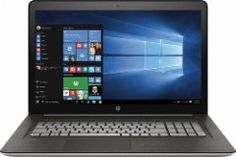 """HP - ENVY 17.3"""" Touch-Screen Laptop - Intel Core i7 - 16GB Memory - 1TB Hard Drive - Linear Carbon/Natural Silver - m7-n101dx - Best Buy $999"""