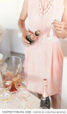 Happy New Year {Party Ideas} | {Styled Shoots} | The Pretty Blog