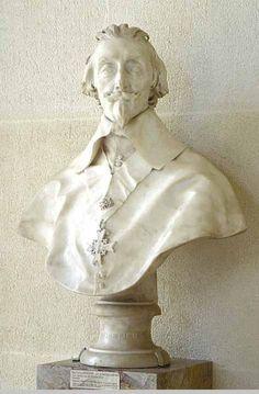 BERNINI Gian Lorenzo - Italian (Naples 1598-1680 Rome) ~ Cardinal de Richelieu