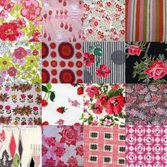 create.love.grow: love: vintage fabric prints