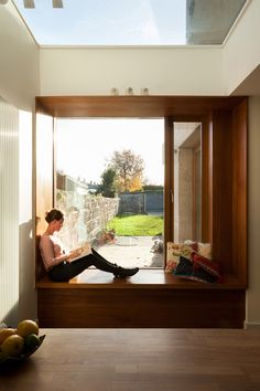 """I REALLY want a place I can sit & read in a """"sunny"""" window/ place."""