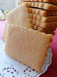 Galletas Artesanas Pilar: Galletas SIN mantequilla Cookies Receta, Cookies And Cream, Sin Gluten, Bread, Cheese, Snacks, Cooking, Cupcake, Cooking Recipes