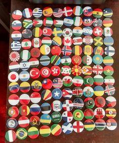 Bandeiras de paises
