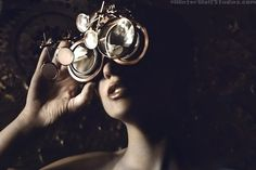 New Steampunk Goggles / Sleepy Hollow Glasses / by steampunk22