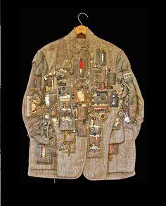 (Treasure) Hunting Jacket by Diane Savona