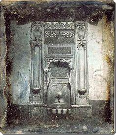 Topkapı Sarayı önündeki çeşme - 1843