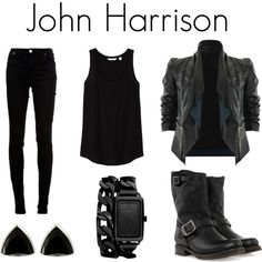 John Harrison Star Trek Into Darkness - all of this is already in my closet, lol.