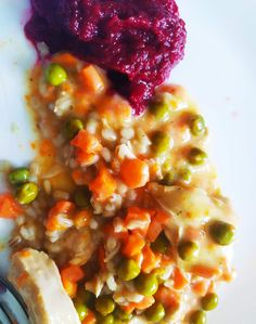 Risotto, Dinner, Cooking, Ethnic Recipes, Fit, Dining, Kitchen, Shape, Food Dinners