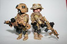 Englische soldaten kennenlernen